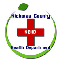 Nicholas County Health Department Logo